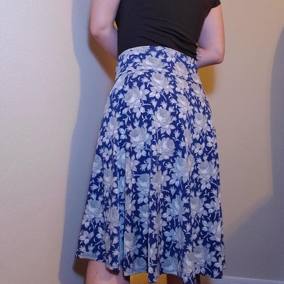 LuLa Roe - Azure Skirt